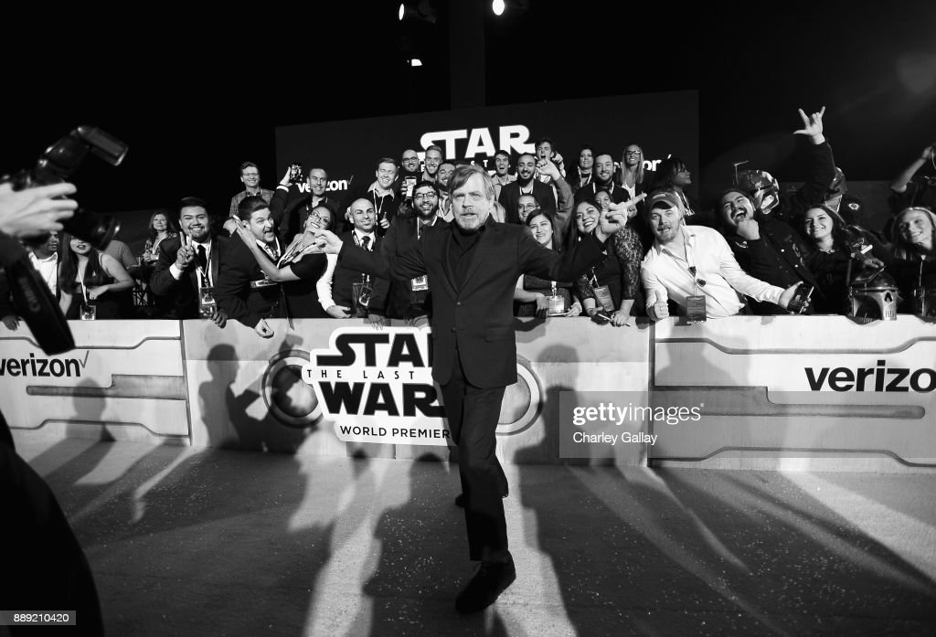 "The Premiere of ""Star Wars: The Last Jedi"""