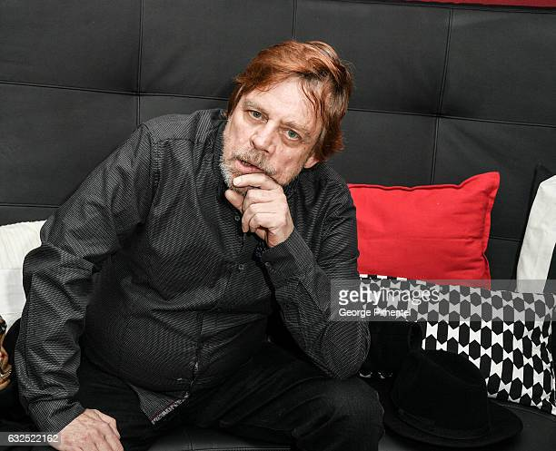 Actor Mark Hamill attends the 'Brigsby Bear' Premiere at Eccles Center Theatre on January 23 2017 in Park City Utah