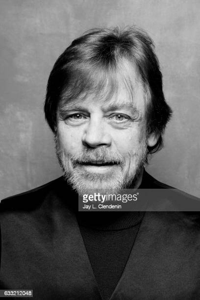 """Actor Mark Hamill from the film """"Brigsby Bear"""" is photographed at the 2017 Sundance Film Festival for Los Angeles Times on January 19 2017 in Park..."""