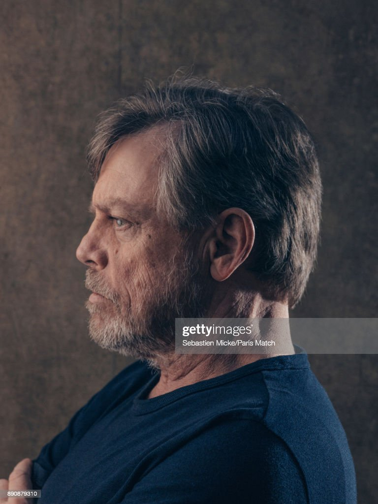 Mark Hamill, Paris Match Issue 3577, December 13, 2017