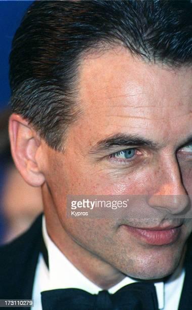 Actor Mark Harmon 1993