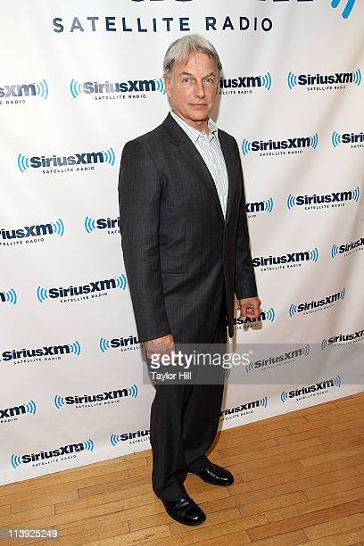 Actor Mark Harmon visits SiriusXM Studio on May 10 2011 in New York City