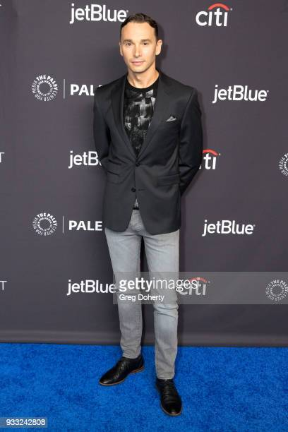 """Actor Mark Jackson attends the 2018 PaleyFest Los Angeles - FOX's """"The Orville"""" at Dolby Theatre on March 17, 2018 in Hollywood, California."""