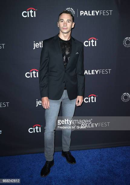 """Actor Mark Jackson of the television show """"The Orville"""" attends The Paley Center for Media's 35th Annual Paleyfest Los Angeles at the Dolby Theatre..."""