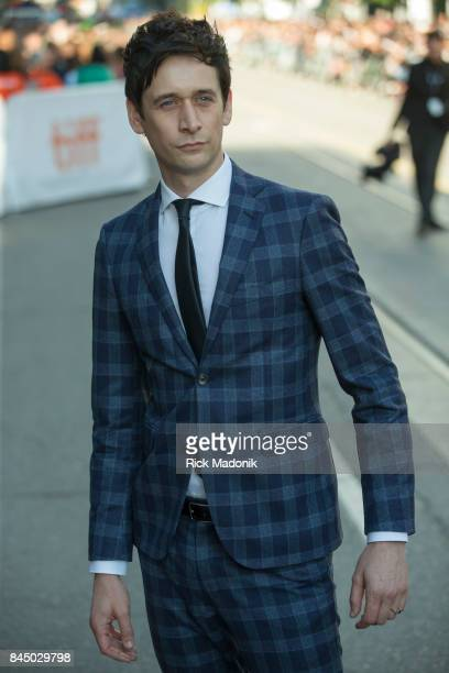 Actor Mark Leslie Ford TIFF red carpet outside Princess of Wales theatre for the screening of SUBURBICON starring Matt Damon and Julianne Moore and...