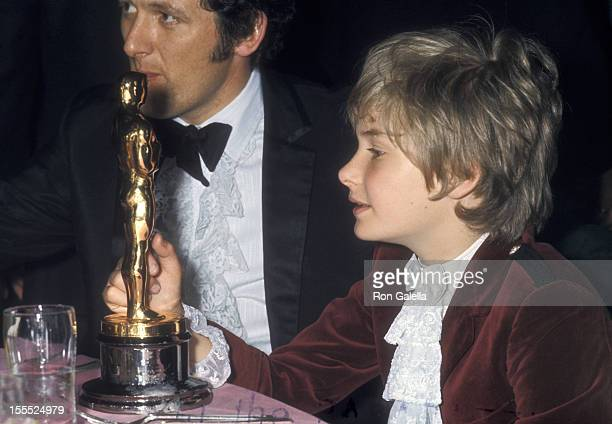 Actor Mark Lester attends 41st Annual Academy Awards on April 14 1969 at the Dorothy Chandler Pavilion in Los Angeles California
