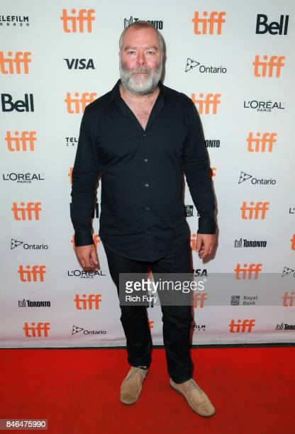 Actor Mark Mitchinson attends 'Human Traces' Photo Call during the 2017 Toronto International Film Festival at TIFF Bell Lightbox on September 12...