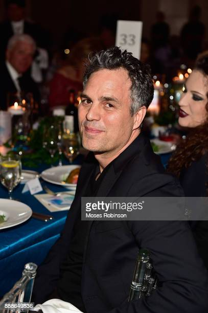Actor Mark Ruffalo attend the 2017 Captain Planet Foundation Gala at InterContinental Hotel Buckhead Atlanta on December 8 2017 in Atlanta Georgia