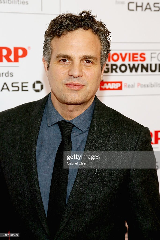 Actor Mark Ruffalo Attends Aarp S Movie For Grownups Awards At The Beverly Wilshire Four Seasons Hotel