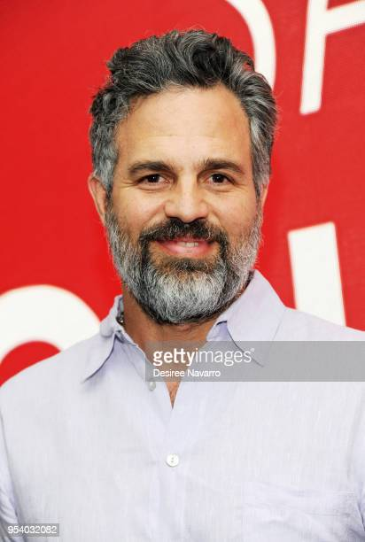 Actor Mark Ruffalo attends SAGAFTRA Foundation Conversations 'Anything' at The Robin Williams Center on May 2 2018 in New York City
