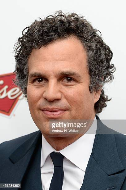 """Actor Mark Ruffalo attends the """"Begin Again"""" premiere at SVA Theater on June 25, 2014 in New York City."""