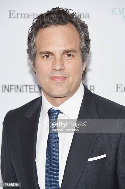 Actor Mark Ruffalo attends the 'Infinitely Polar Bear' New York premiere at Landmark Sunshine Cinema on June 8 2015 in New York City