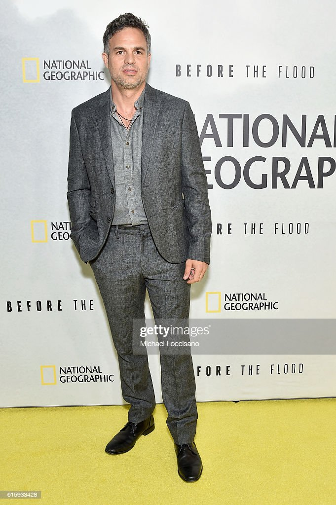 """National Geographic Channel """"Before the Flood"""" Screening"""