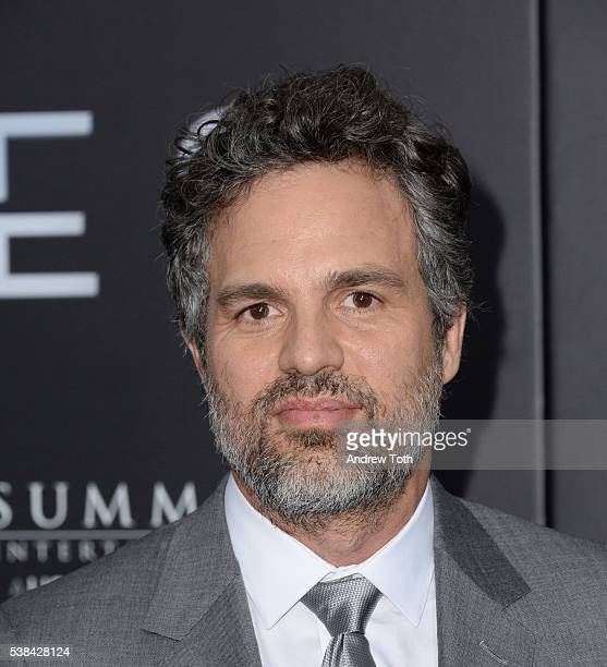 Actor Mark Ruffalo attends the Now You See Me 2 World Premiere at AMC Loews Lincoln Square 13 theater on June 6 2016 in New York City