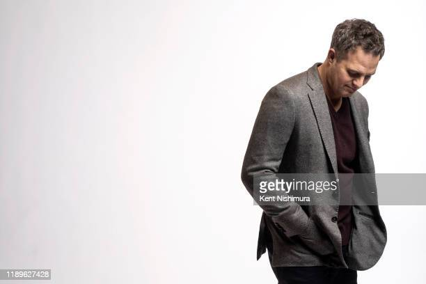 Actor Mark Ruffalo is photographed for Los Angeles Times on November 4 2019 in Los Angeles California PUBLISHED IMAGE CREDIT MUST READ Kent...