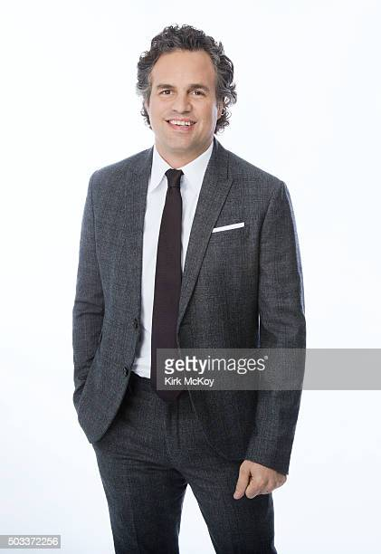 Actor Mark Ruffalo is photographed for Los Angeles Times on November 15 2015 in Los Angeles California PUBLISHED IMAGE CREDIT MUST READ Kirk...