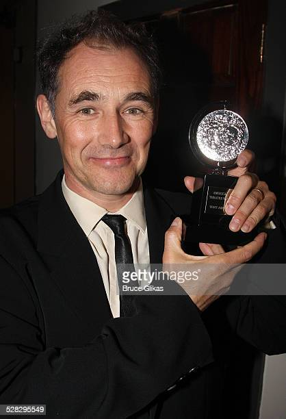 Actor Mark Rylance attends the 62nd Annual Tony Awards on June 15 2008 at the Rainbow Room in New York