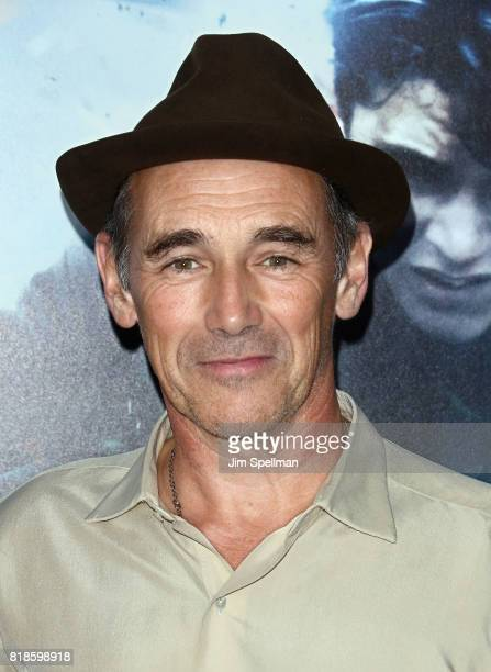 Actor Mark Rylance attends the 'DUNKIRK' New York premiere at AMC Lincoln Square IMAX on July 18 2017 in New York City
