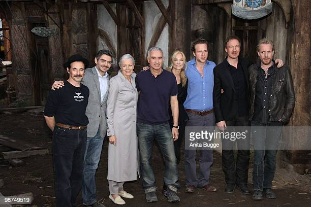 Actor Mark Rylance author John Orloff actress Vanessa Redgrave director Roland Emmerich actress Joely Richardson actor Rafe Spall actor David Thewlis...