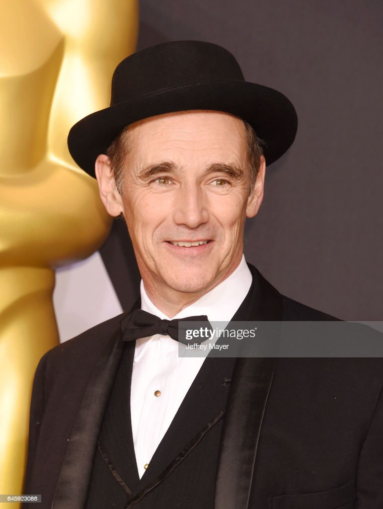 Actor Mark Rylance poses in the press room during the 89th Annual Academy Awards at Hollywood & Highland Center on February 26, 2017 in Hollywood, California.