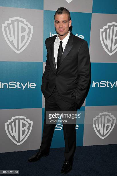 Actor Mark Salling arrives at the 13th Annual Warner Bros and InStyle Golden Globe After Party held at The Beverly Hilton hotel on January 15 2012 in...