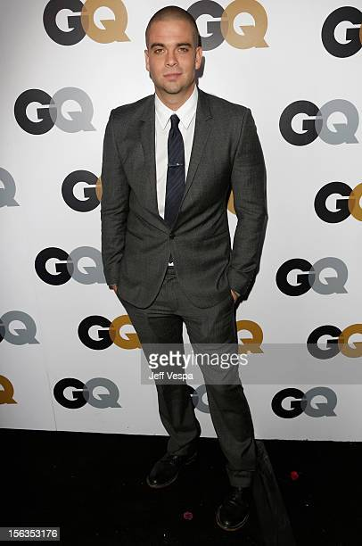 Actor Mark Salling arrives at the GQ Men of the Year Party at Chateau Marmont on November 13 2012 in Los Angeles California