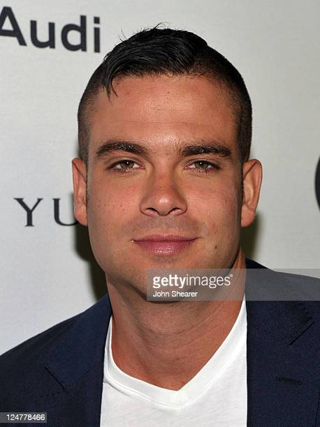 Actor Mark Salling attends Audi and David Yurman Kick Off Emmy Week 2011 and Support Tuesday's Children at Cecconi's Restaurant on September 11 2011...