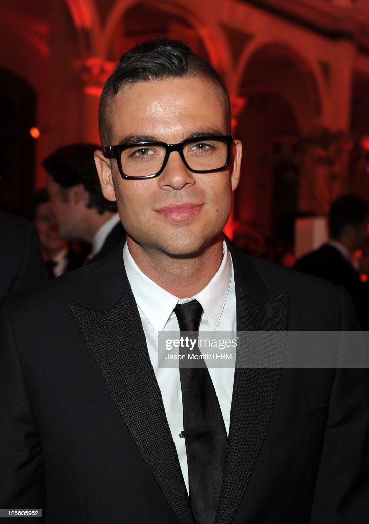Actor Mark Salling attends the 15th annual Entertainment Tonight Emmy party presented by Visit California at Vibiana on September 18, 2011 in Los Angeles, California.