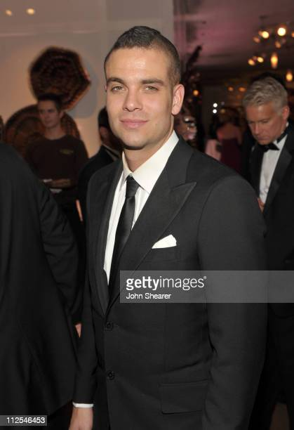 Actor Mark Salling attends the InStyle and Warner Bros 68th annual Golden Globe awards postparty at The Beverly Hilton hotel on January 16 2011 in...