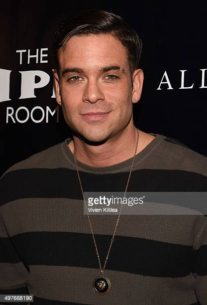 Actor Mark Salling attends The Official Viper Room ReLaunch Party With Performance By X Ambassadors Dj Set By Zen Freeman at The Viper Room on...