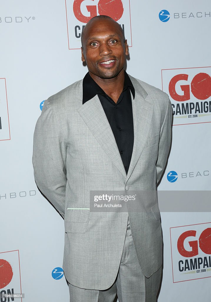 Actor Mark Smith attends the 8th Annual GO Campaign Gala at Montage Beverly Hills on November 12, 2015 in Beverly Hills, California.