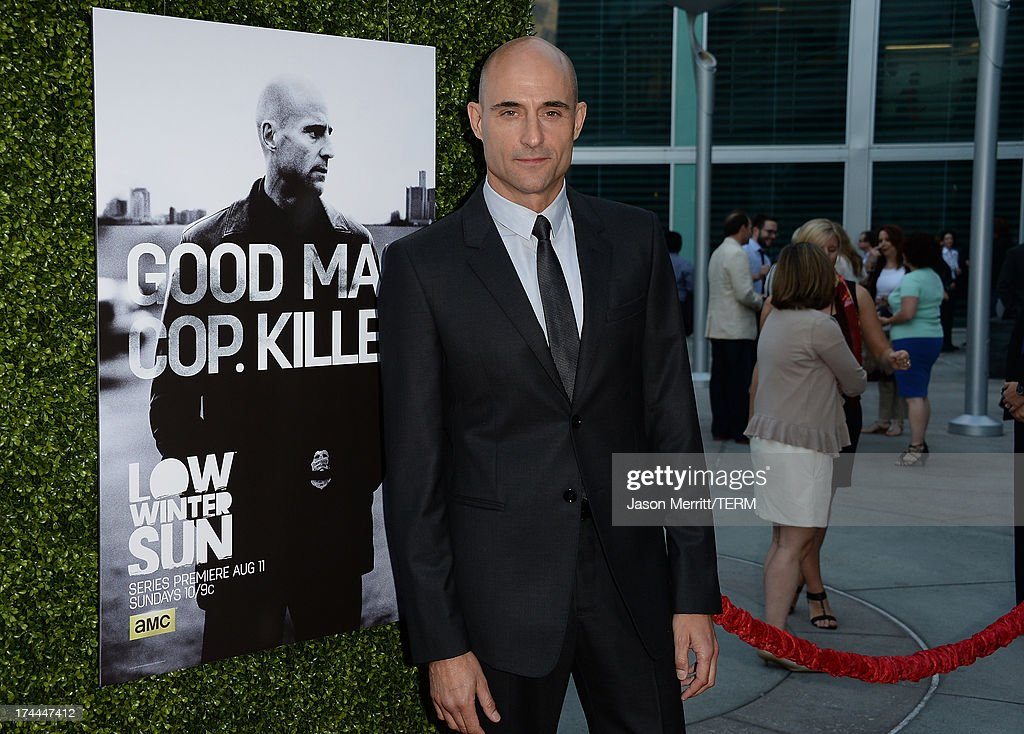 "Premiere Of AMC's ""Low Winter Sun"" - Arrivals : News Photo"