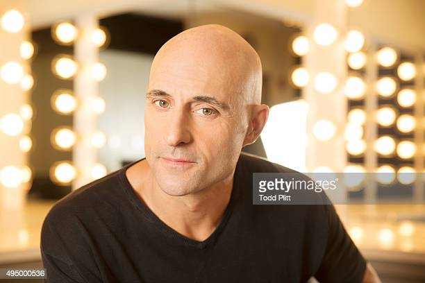 Actor Mark Strong is photographed for USA Today on October 6 2015 in New York City PUBLISHED IMAGE