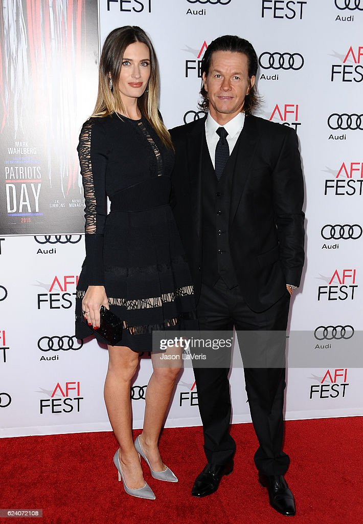 """AFI FEST 2016 Presented By Audi - Closing Night Gala - Screening Of Lionsgate's """"Patriots Day"""" - Arrivals"""
