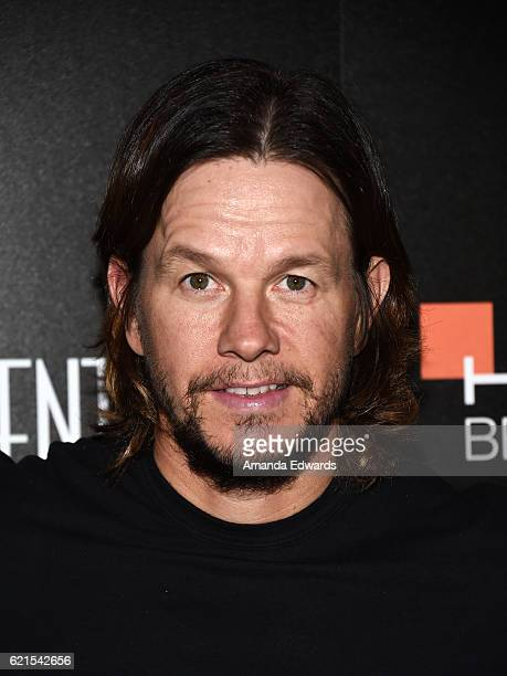 Actor Mark Wahlberg arrives at the 9th Hamilton Behind The Camera Awards at Exchange LA on November 6 2016 in Los Angeles California
