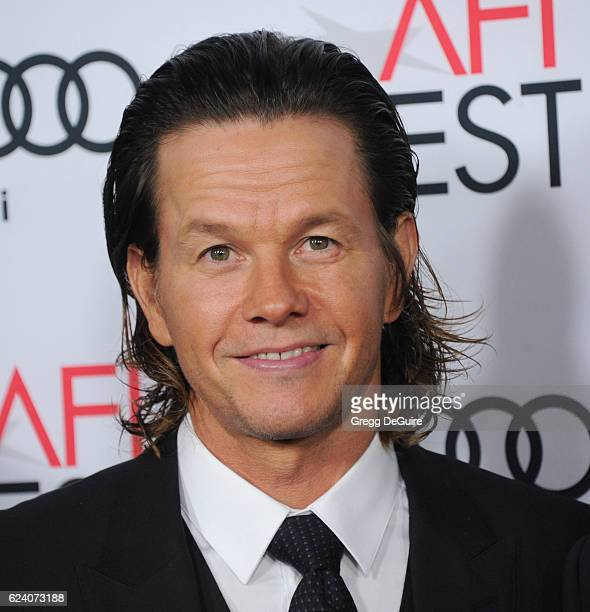 Actor Mark Wahlberg arrives at the AFI FEST 2016 Presented By Audi Closing Night Gala Screening Of Lionsgate's 'Patriots Day' at TCL Chinese Theatre...
