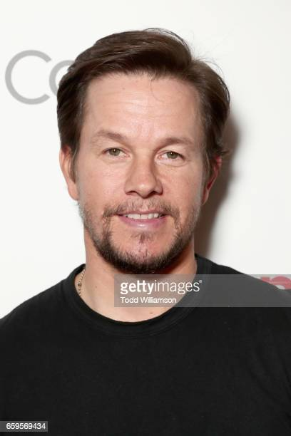 Actor Mark Wahlberg at CinemaCon 2017 Paramount Pictures Presentation Highlighting Its Summer of 2017 and Beyond at The Colosseum at Caesars Palace...