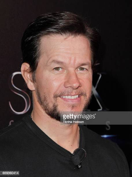 Actor Mark Wahlberg attends STX Films' 'The State of the Industry Past Present and Future' presentation during CinemaCon at The Colosseum at Caesars...