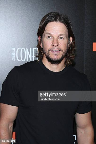 Actor Mark Wahlberg attends the Hamilton Behind The Camera Awards presented by Los Angeles Confidential Magazine at Exchange LA on November 6, 2016...