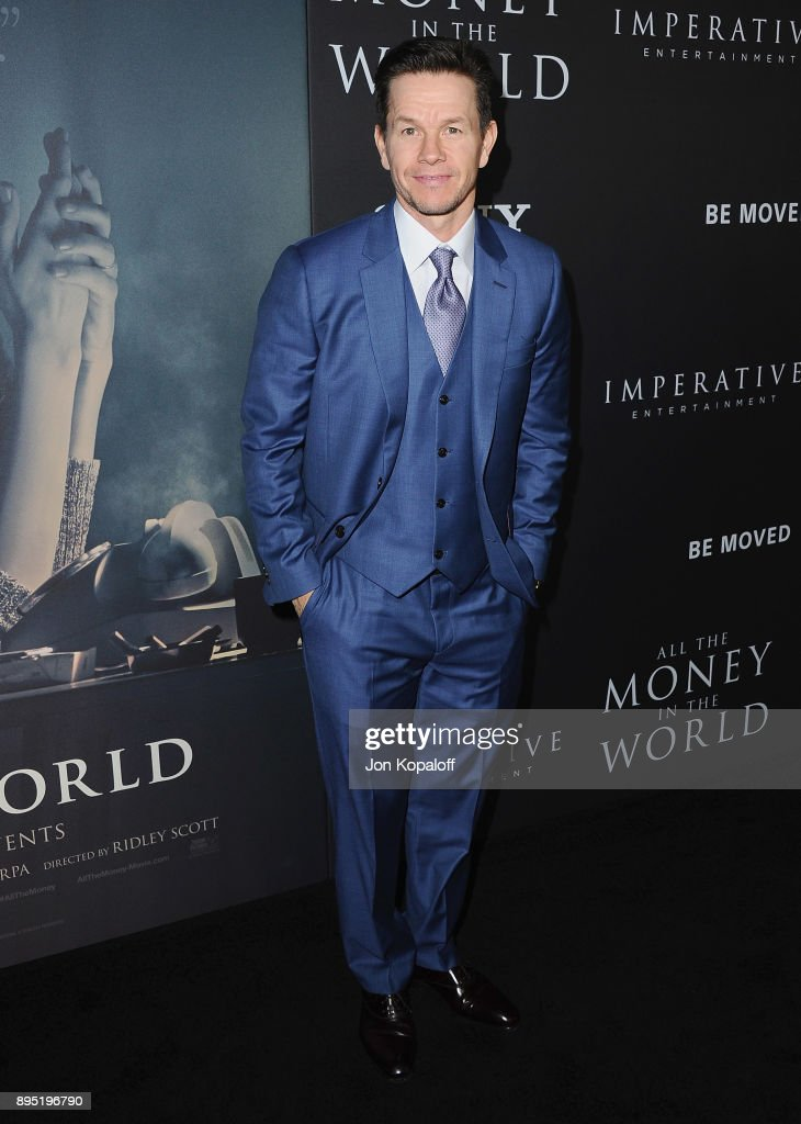 "Premiere Of Sony Pictures Entertainment's ""All The Money In The World"" - Arrivals"