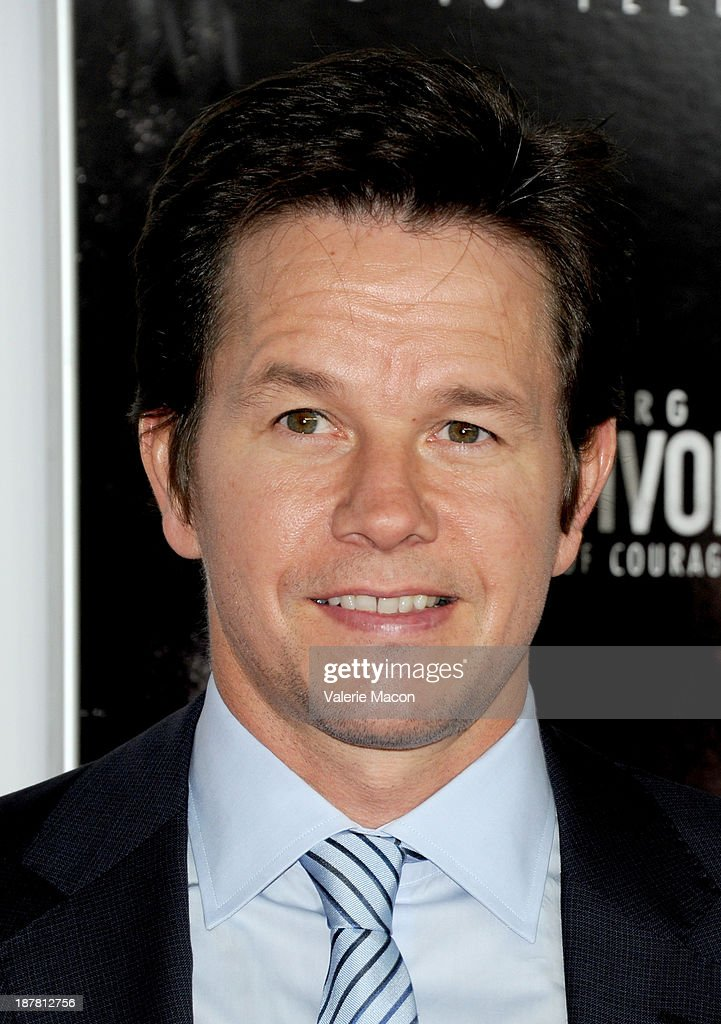 Actor Mark Wahlberg attends the premiere for 'Lone Survivor' during AFI FEST 2013 presented by Audi at TCL Chinese Theatre on November 12, 2013 in Hollywood, California.