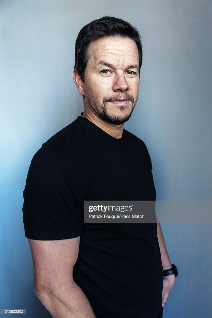 Mark Wahlberg, Paris Match Issue 3455, August 12, 2015