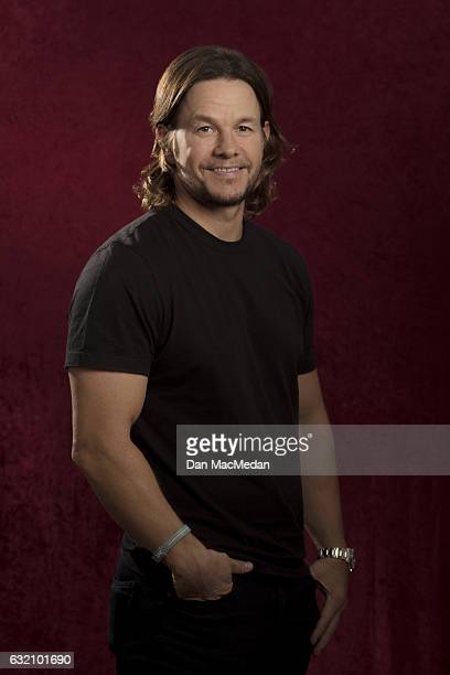 Actor Mark Wahlberg is photographed for USA Today on December 11 2016 in Los Angeles California