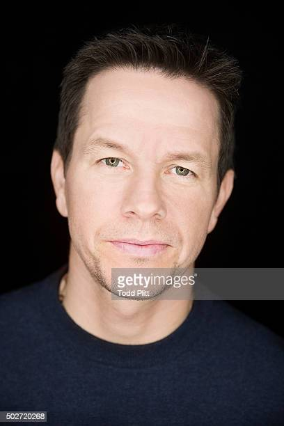 Actor Mark Wahlberg is photographed for USA Today on December 14 2015 in New York City