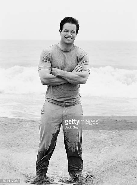Actor Mark Wahlberg is photographed in 2005 in Los Angeles California