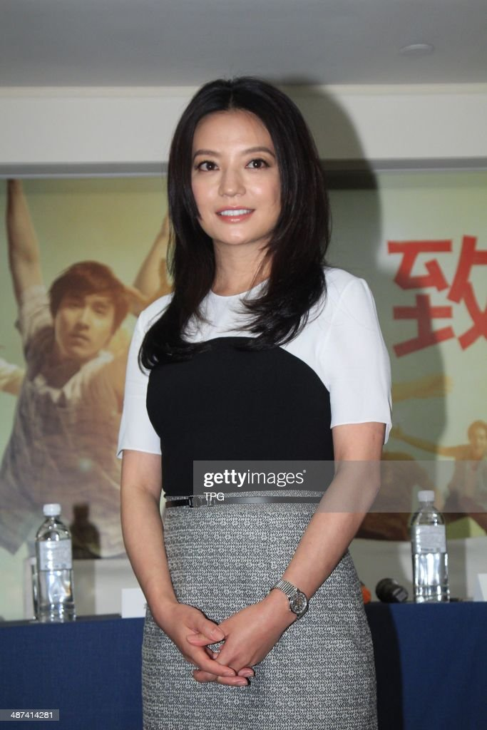 Actor Mark Zhao and director Zhao Wei promote film So Young on Thursday April 29,2014 in Taipei,China.
