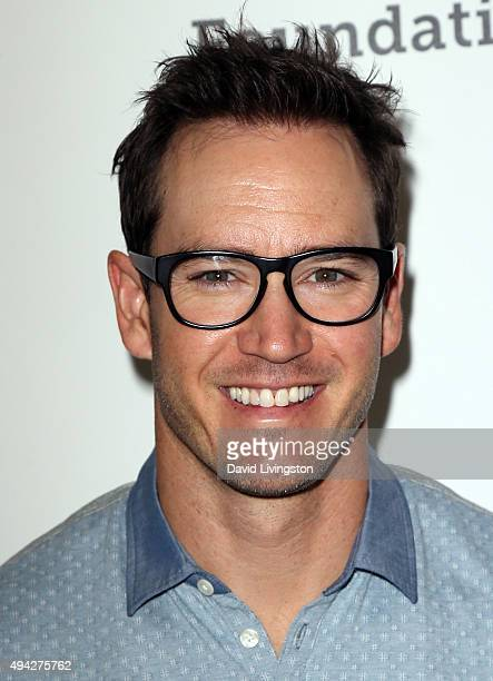 Actor MarkPaul Gosselaar attends the Elizabeth Glaser Pediatric AIDS Foundation's 26th A Time for Heroes Family Festival at Smashbox Studios on...