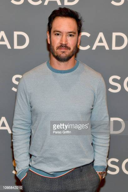 Actor MarkPaul Gosselaar attends the The Passage press junket during SCAD aTVfest 2019 at Four Seasons Hotel on February 8 2019 in Atlanta Georgia