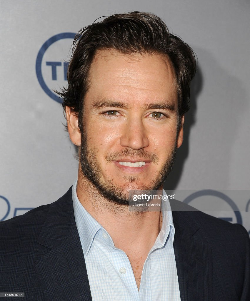 Actor Mark-Paul Gosselaar attends TNT's 25th anniversary party at The Beverly Hilton Hotel on July 24, 2013 in Beverly Hills, California.