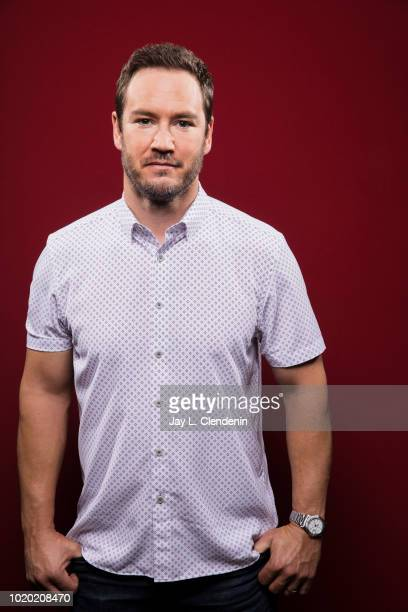 Actor MarkPaul Gosselaar from 'The Passage' is photographed for Los Angeles Times on July 20 2018 in San Diego California PUBLISHED IMAGE CREDIT MUST...